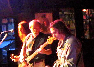 Dave Jams with Fran Sheehan of Boston and Phil Stokes